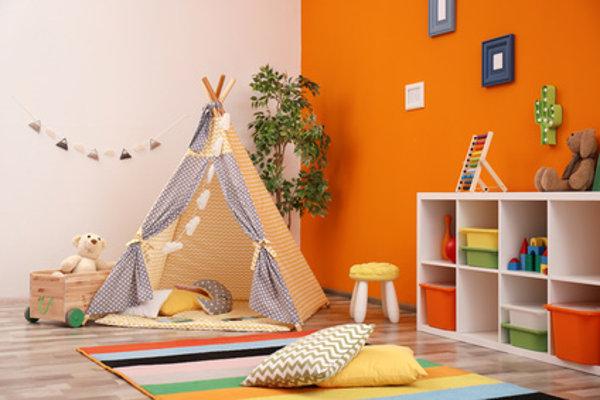 Kinderzimmer © New Africa, fotolia.com