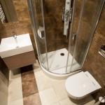 Lüften im fensterlosen Badezimmern