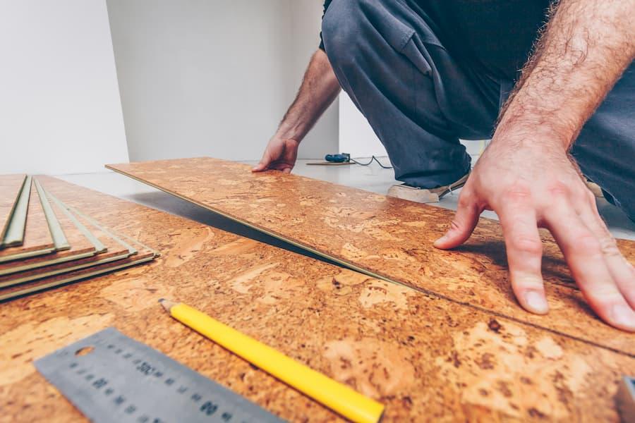 Gut bekannt Korkboden richtig verlegen – Anleitung & Tipps für Heimwerker LH78
