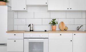 Küchenrückwand: Alternativen zum Fliesenspiegel