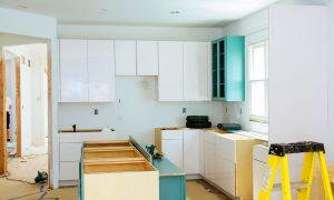 Küche: Montage und Service