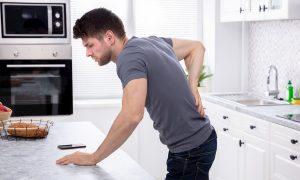 Rückenfreundliche Küche