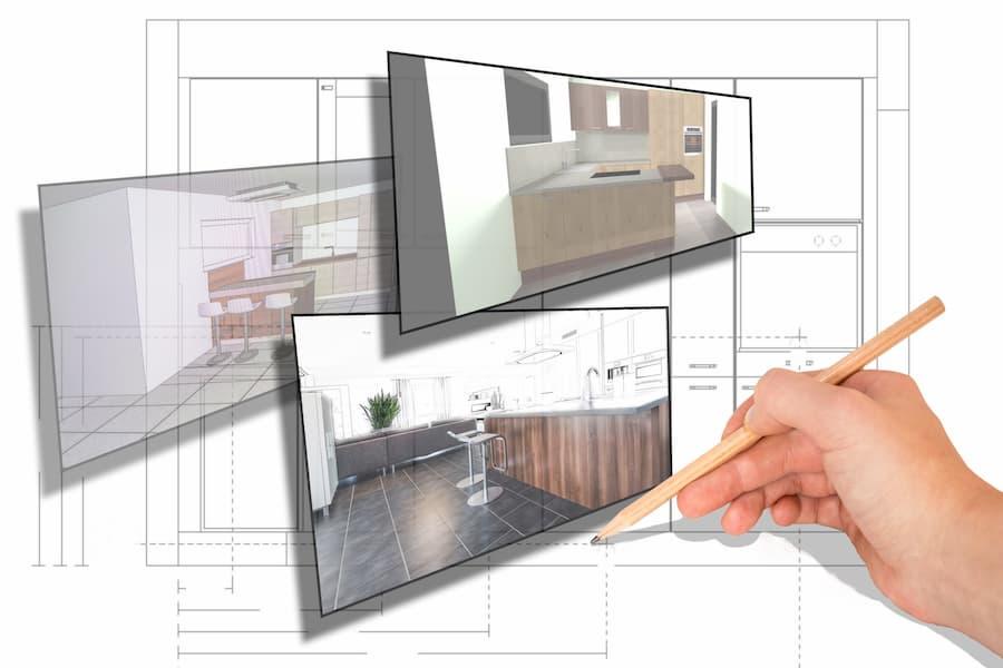Küchenplanung © schulzfoto, stock.adobe.com