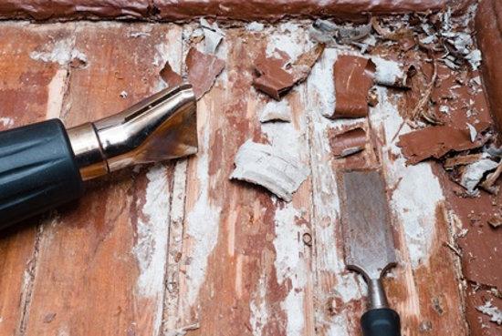 Bevorzugt 8 Methoden, um alte Farben und Anstriche von der Wand zu entfernen HQ75