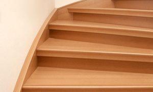 Laminat oder Vinyl auf alten Treppen verlegen