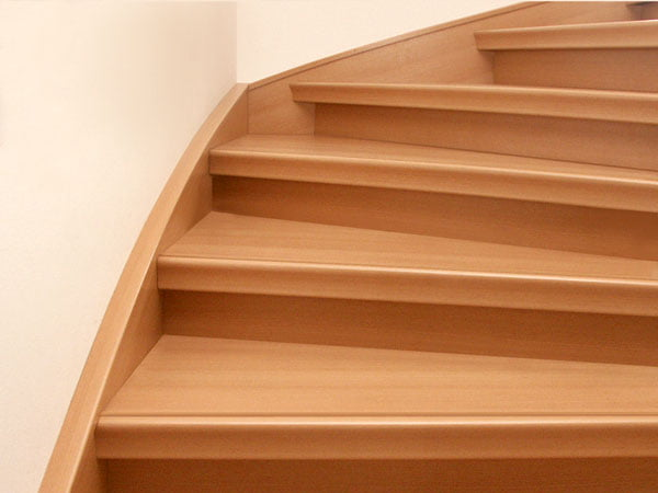 Fabulous Laminat oder Vinyl auf alten Treppen verlegen: So gehen Sie vor JL73