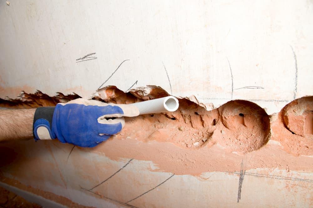 Verlegen von Leerrohren © VRD, stock.adobe.com