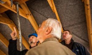 Mängel Dachsparren