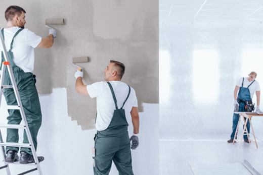 Maler bei der Arbeit © photographee.eu, fotolia.com
