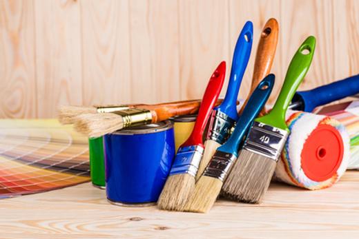 Malerwerkzeug © bukhta79, fotolia.com