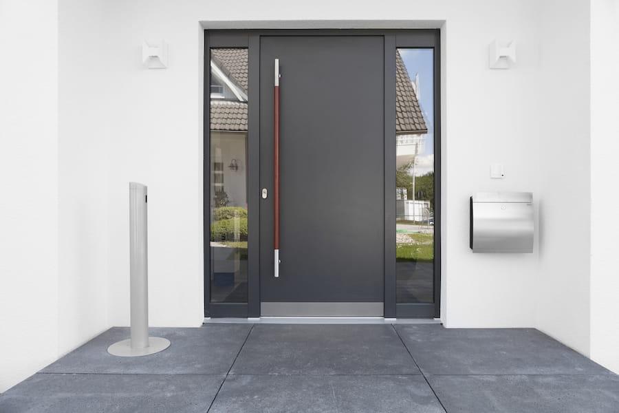 Relativ Was kostet die neue Haustür? SB59