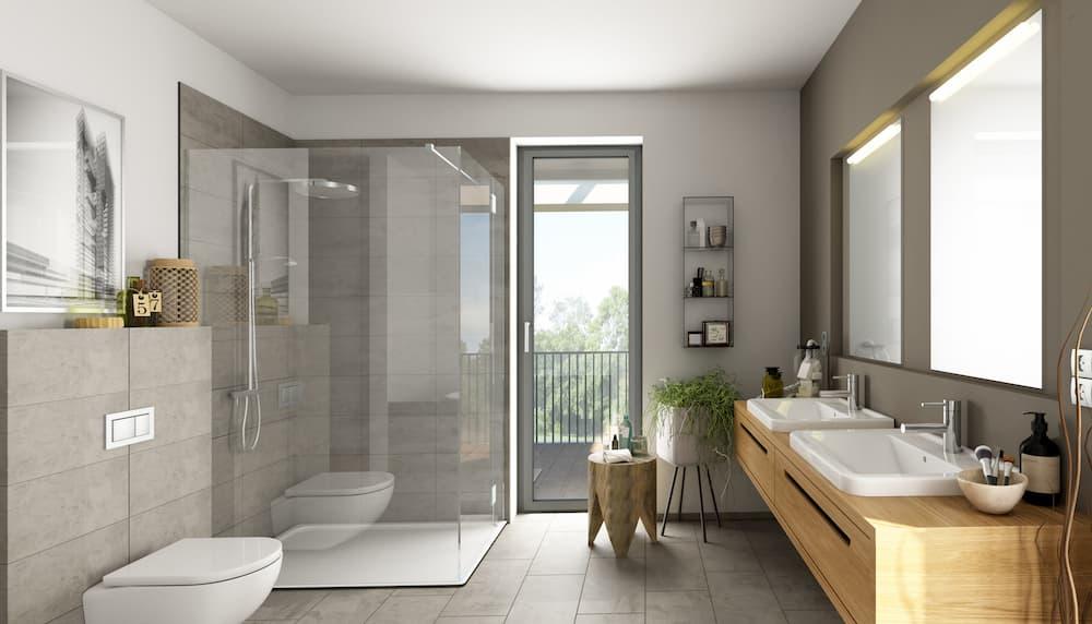 Modernes Badezimmer © KB3, stock.adobe.com