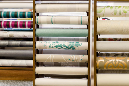 Tapetenrollen © A. Schebaum, fotolia.com