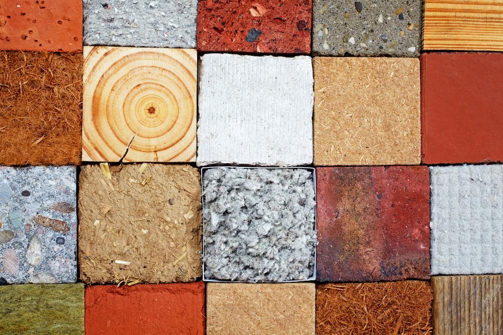 Ökologische Baustoffe © Ingo Bartussek, stock.adobe.com