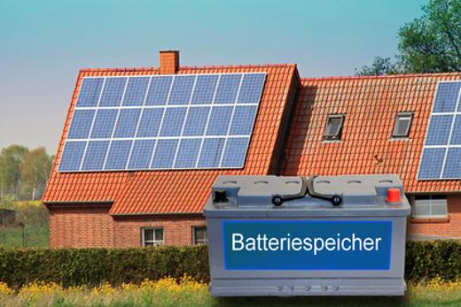 Solarstromspeicher © mitifoto, fotolia.com