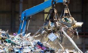 Bauabfälle recyceln