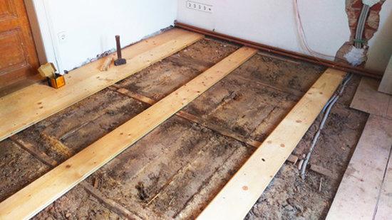 Fußboden Wärmedämmung Verlegen ~ Fußboden im altbau dämmen bzw fußbodendämmung nachrüsten