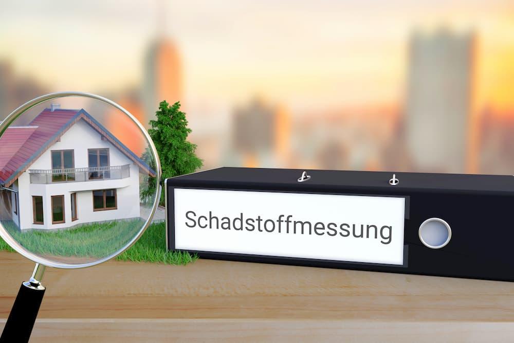 Mit einer Schadstoffmessung lassen sich Wohngifte aufspüren © MQ-Illustrations, stock.adobe.com