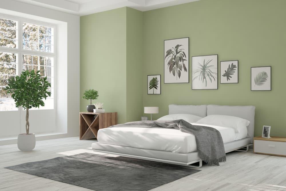 Passende Farben Fur Das Schlafzimmer Finden
