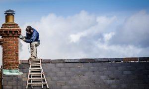 Schornsteinsanierung in 5 Schritten