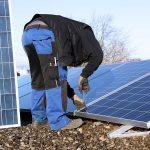 Photovoltaik Installation