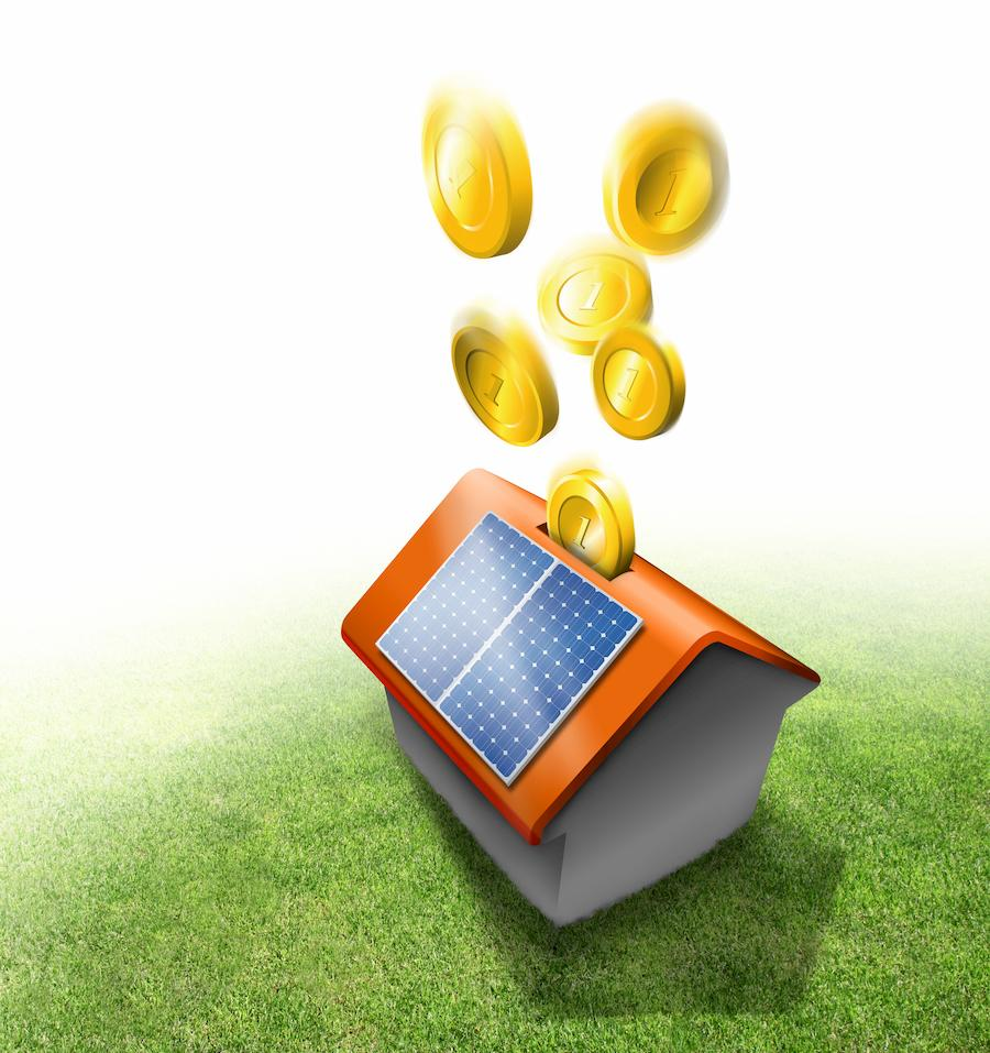Solarrendite © guukaa, stock.adobe.com