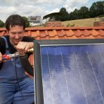 Solarthermie Wartung