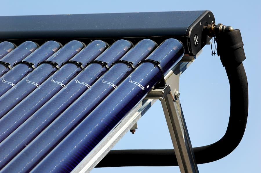 Dach Solarthermie