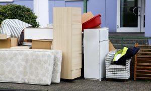 Extrem Sanierung - Richtig entsorgen von Abfall und Bauschutt YZ69