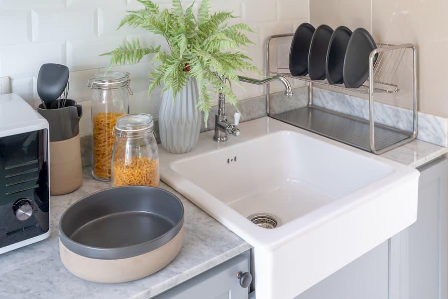 Die Spüle in der Küche: Vor - und Nachteile der ...