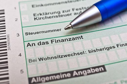 Steuern und Finanzamt © Stockfotos MG, fotolia.com