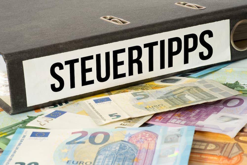 Steuertipps © Studio v-zwoelf, stock.adobe.com