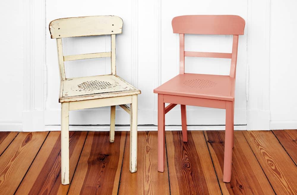 Stuhl neu lackiert © Friedberg, stock.adobe.com
