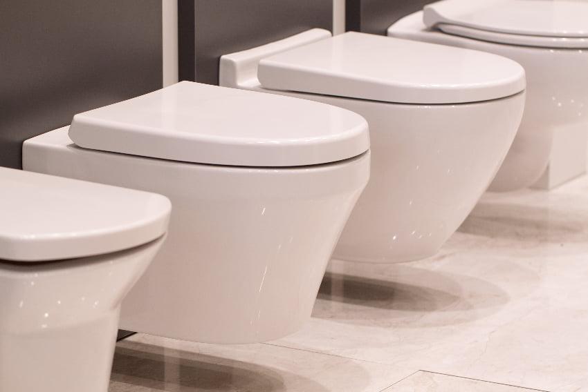 Toilette Arten und Modelle: Toilette gleich Toilette? Von wegen!
