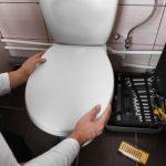 Toilettensitz tauschen