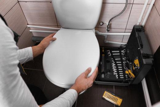 Toilettensitz tauschen © Africa Studio, fotolia.com
