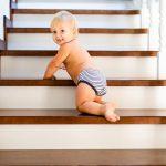 Treppe Kindersicherheit