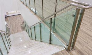 Treppengeländer für den Innenbereich