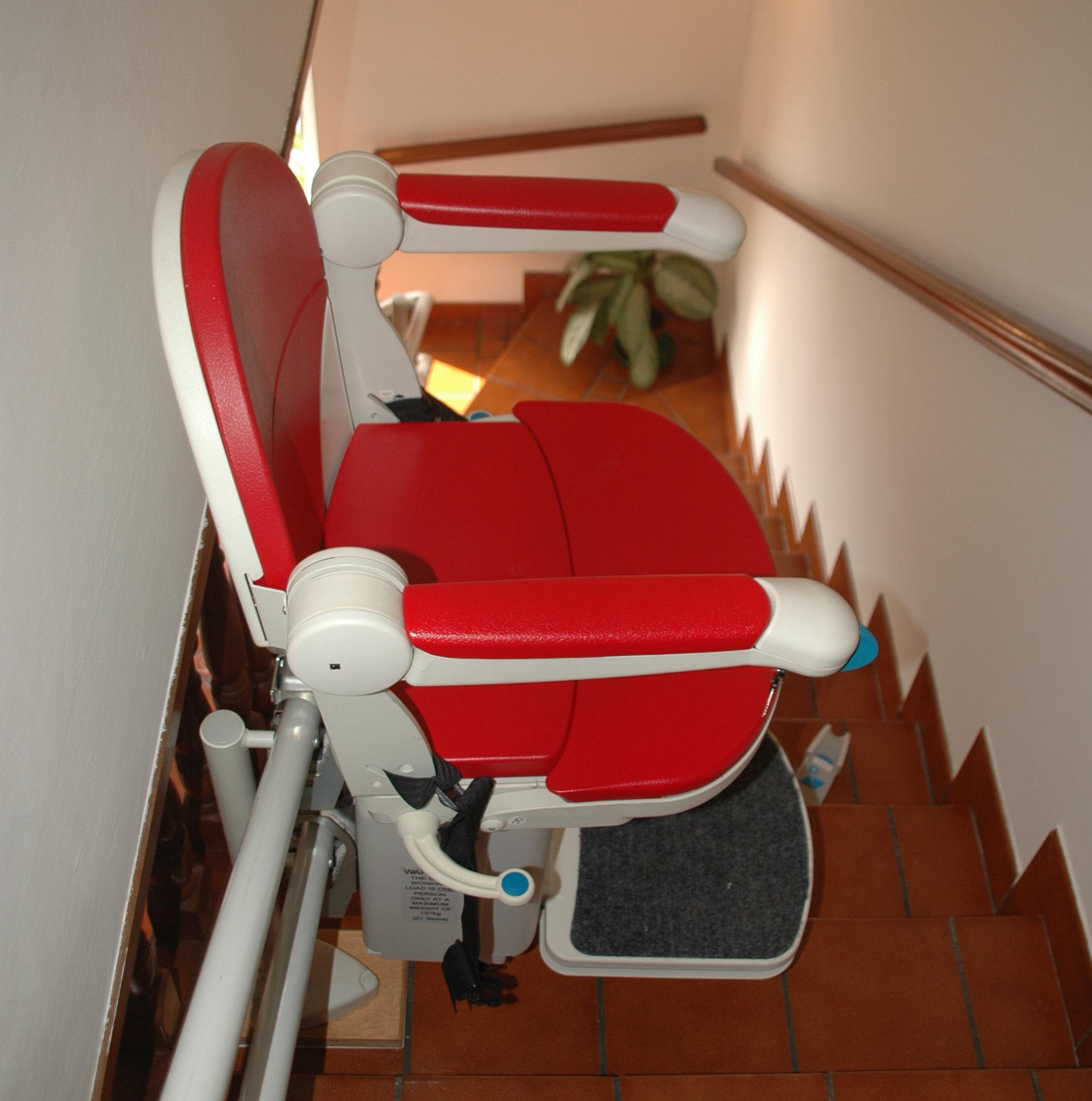 Treppenlift © babi00, stock.adobe.com