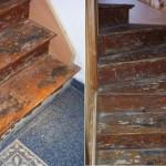 Treppenschaeden © dress Treppenrenovierungssysteme GmbH