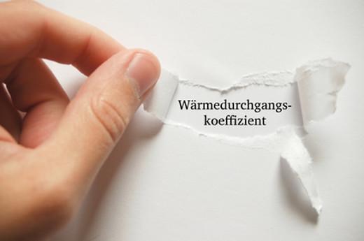 Wärmedurchgangskoeffizient, U-Wert © thingamajiggs, fotolia.com