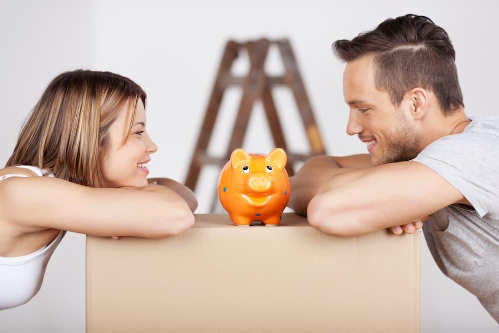 Beim Umzug clever kosten sparen © contrastwerkstatt, stock.adobe.com