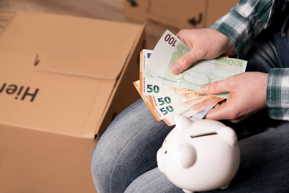 Kosten eines Umzugs © Wellnhofer Designs, stock.adobe.com