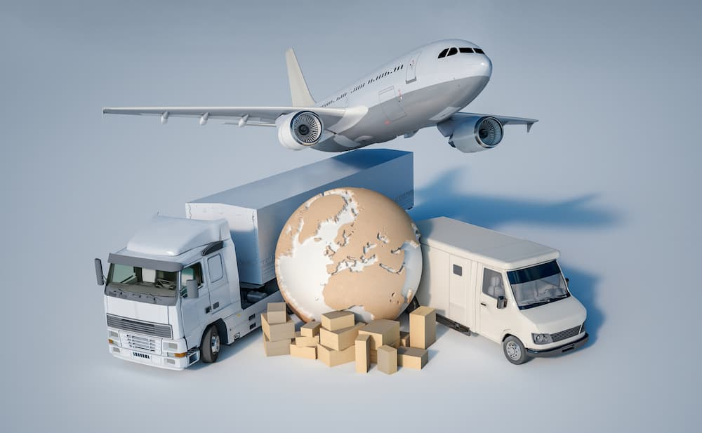 Umzug und Transport weltweit © FrankBoston, stock.adobe.com