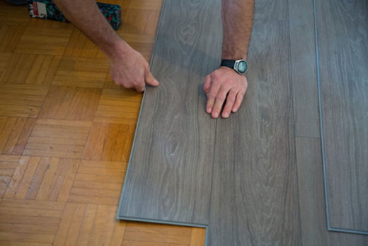 Neuer Bodenbelag Auf Alten Fussboden Eine Gute Idee