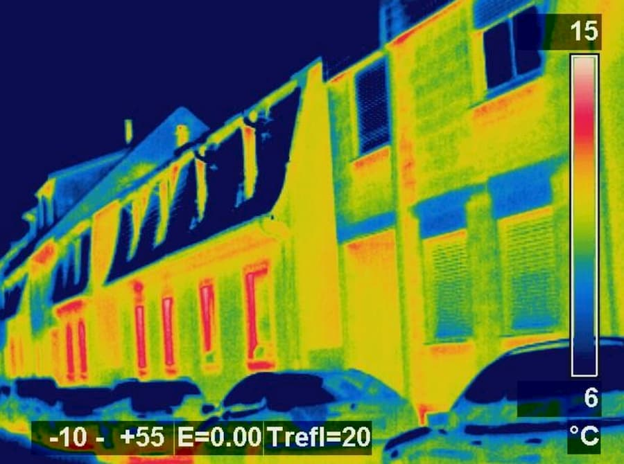 Thermografie Bild © Ulrich Müller, stock.adobe.com