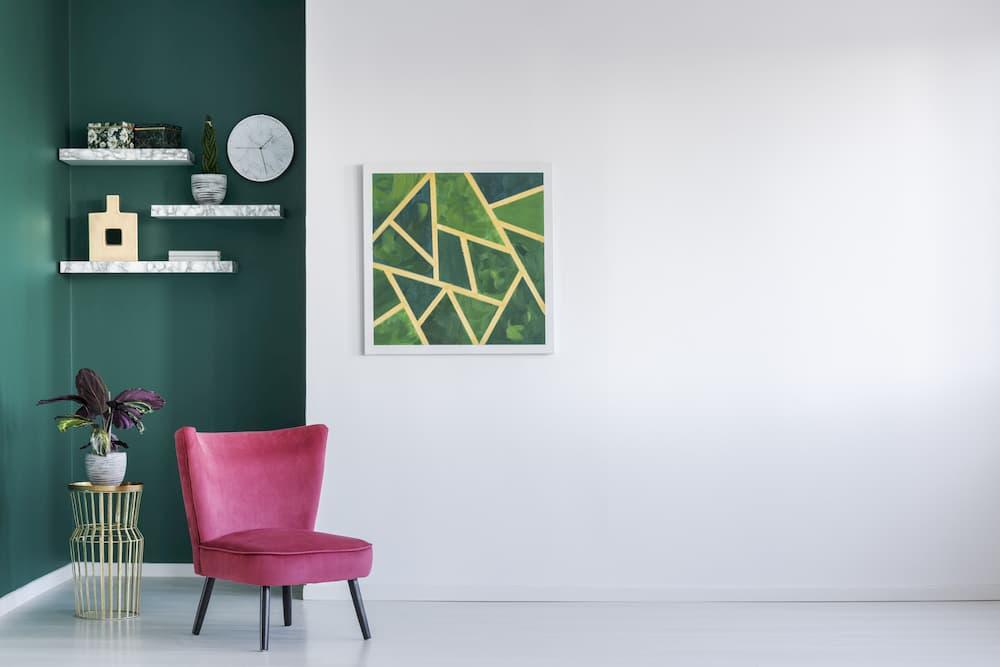 Zimmernische mit Farbe gestalten © photographee.eu, stock.adobe.com