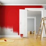 Farbenwahl im Wohnzimmer