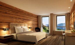 Wände mit Holz verkleiden