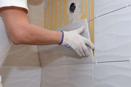 Fliesensanierung Im Badezimmer